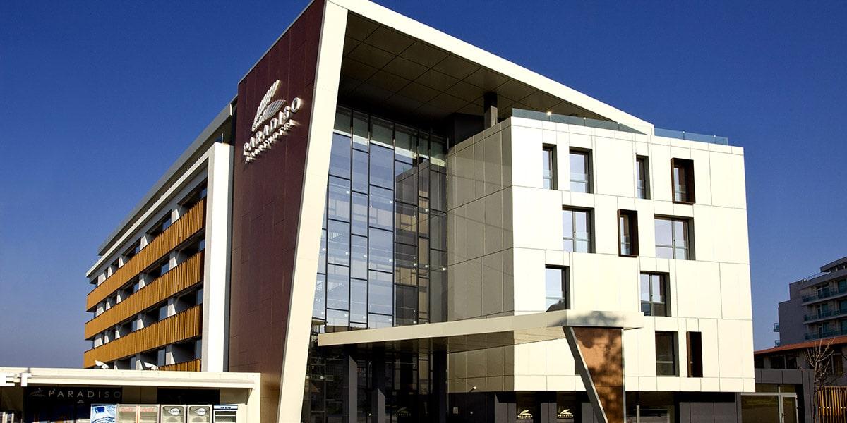 Апарт-хотел Парадисо