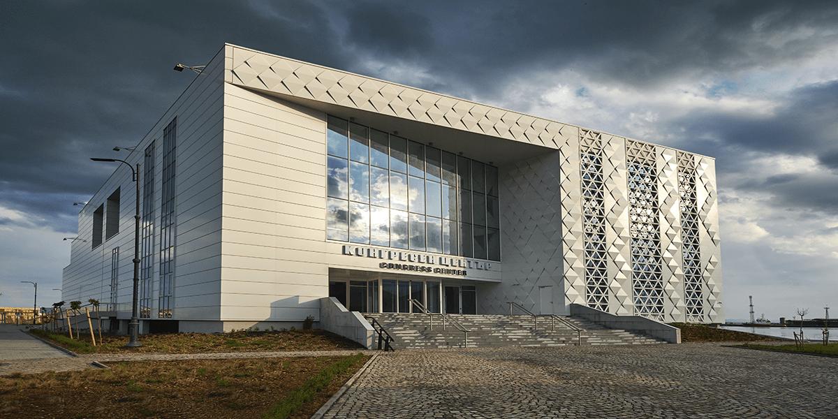 Конгресен център